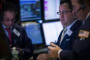 Global stocks edge up, U.S. bonds slip on jobless data, earnings