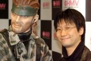 Hideo Kojima, creator of Metal Gear Solid