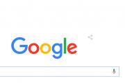 The New Google Logo
