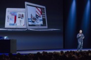 Apple's MacBook Air Being Presented At WWDC