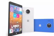 Microsoft Lumia 950 Concept Phone