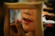 Performers Prepare For Yueju Opera Show