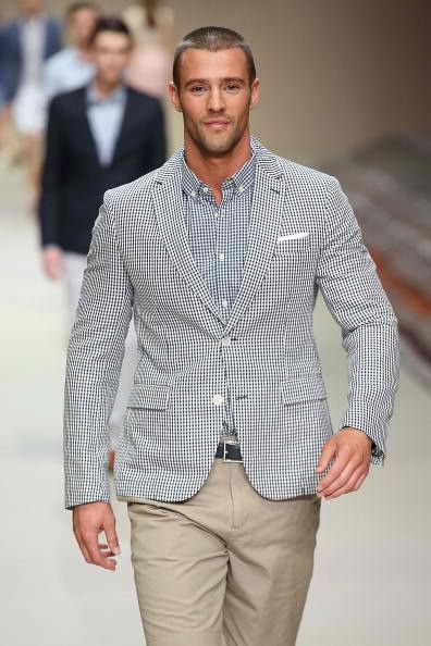 Myer Spring/Summer 2014 Collections Launch - Runway
