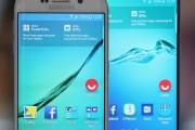 Samsung Galaxy S6 Edge And S6 Edge Plus