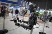 Robots 'Dance' In Shanghai