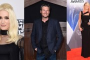 Gwen Stefani, Blake Shelton And Miranda Lambert