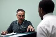 Interview of a job applicant