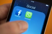 Social Networks Facebook WhatsApp.