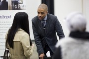 Inside A Choice Career Fair As Jobless Claims Fall More Than Expected After U.S. Holidays