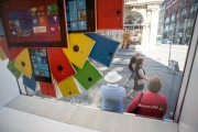 Nokia Oyj Store And High Street Retail As Finland Struggles With Recession
