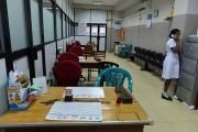 SRI LANKA-MEDICAL-DOCTORS-STRIKE