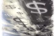 Allmighty dollar illustration