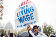 Low Wage Rally