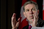 Netflix CEO Reed Hastings At The Canadian Club Of Toronto