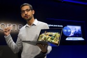 Google Unveils Touch-Enabled Screens for Chromebook Computers
