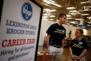 Kroger Job Fair As Company Increases Its Nationwide Supermarket Workforce By More Than 5 Percent