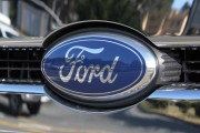 Ford Reports Drop In Quarterly Earnings
