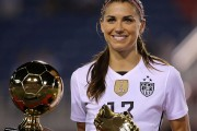 Alex Morgan, 2016 SheBelieves Cup - United States v Germany