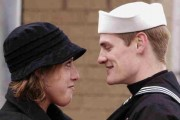 Crew Of USS Portland Returns Home To Happy And Relieved Families