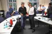 Brandenburg Governor Platzeck Announces Resignation