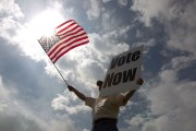 Voters Head To The Polls In Alabama's Republican Primary