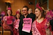 U2 Rockstar Bono Seeks To Fight ISIS With Comedy