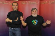 Madame Tussauds San Francisco Unveils Wax Figure Of Apple Co-Founder Steve Wozniak Live On-Stage At 1st Ever Silicon Valley Comic Con In Side-by-Side Reveal With The Tech Innovator Who Won The Public Vote