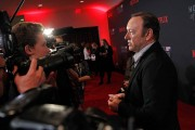 The Smithsonian And Netflix Host A Portrait Unveiling And Season 4 Premiere Of 'House Of Cards'