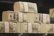 US Dollars On Display