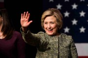 Hillary Clinton Holds Conversation On Gun Violence On Long Island