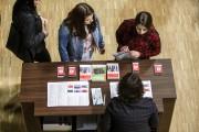 Berlin Holds Jobs Fair For Refugees
