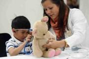 Charite Hospital Hosts Annual Teddy Bear Clinic