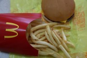 The Famous French Fries of McDonald's