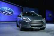 A brand new all-electric Ford Focus