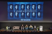 Game of Thrones Advertisement during the Advertising Week Europe 2016 in London, England