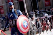 Premiere of Marvel's 'Captain America: Civil War' at Dolby Theatre