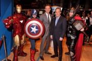 Marvel Studios Celebrates Release Of 'Marvel's The Avengers' At The New York Stock Exchange