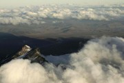 Mudflow From Mt. Ruapehu Crater Makes It To Sea