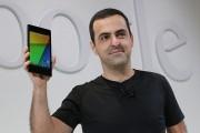 Google's Android And Chrome Chief Sundar Pichai Holds News Event