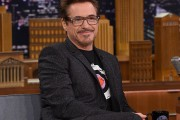 Iron Man star Robert Downey Jr.