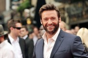 Wolverine 3 cast Hugh Jackman