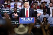 Donald Trump Campaigns In California Ahead Of State Primary