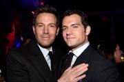 DC's Batman v Superman stars Ben Affleck and Henry Cavill