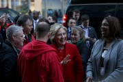 Hillary Clinton Campaigns In The Bronx Ahead Of NY Primary