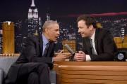 Jimmy Fallon and President Barack Obama