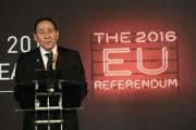 Britain E.U. Referendum Results