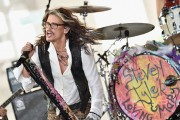 Steven Tyler Performs On NBC's 'Today'