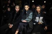 Tyga, Kylie Jenner and Taraji P. Henson