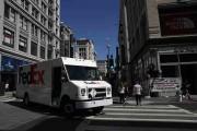 Fed Ex Truck