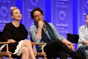 The Big Bang Theory season 10 cast Kaley Cuoco and Johnny Galecki